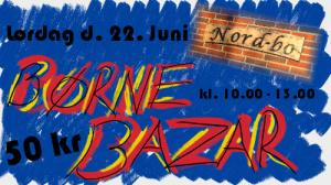 nordbo børneBazar opslag 2013