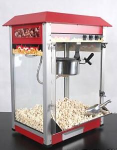 popcornmaskine-bordmodel