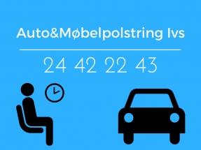 Auto&Møbelpolstring Ivs